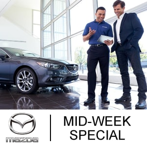 Mid-Week Service Special