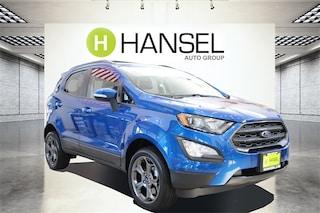 New 2018 Ford EcoSport SES SUV MAJ6P1CL5JC245187 in Santa Rosa, CA