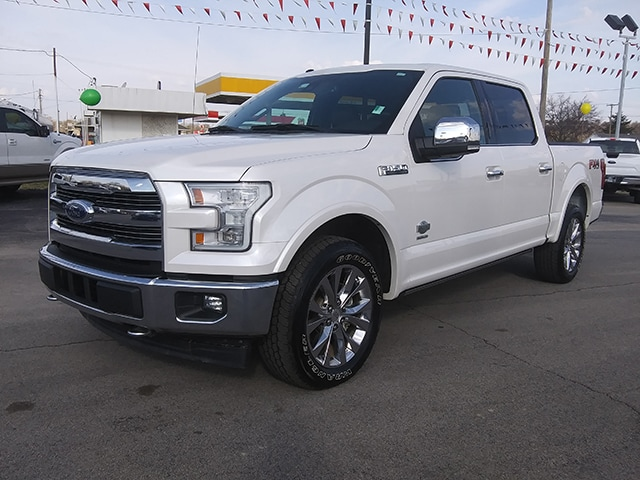 2017 Ford F-150 King Ranch 4x4 Crew Cab Crew Cab