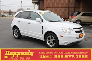 Used 2014 Chevrolet Captiva Sport LT SUV in Maryville, TN
