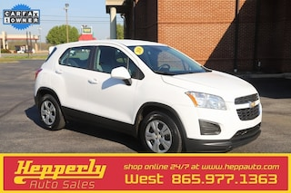 Used 2016 Chevrolet Trax LS SUV in Maryville, TN