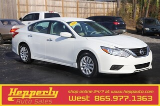 Used 2016 Nissan Altima 2.5 S Sedan in Maryville, TN