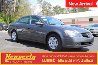 Used 2006 Nissan Altima 2.5 S Sedan near Knoxville, TN