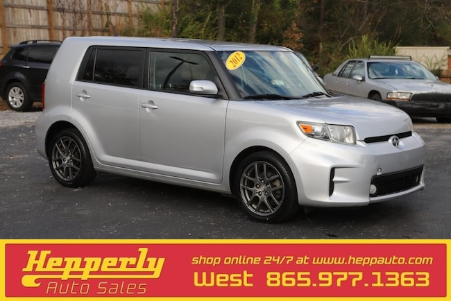Used 2012 Scion xB Base (A4) Wagon For Sale Maryville TN