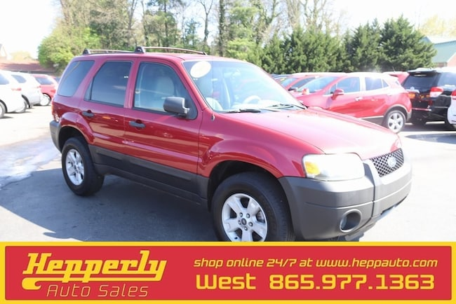 Used 2006 Ford Escape SUV For Sale Maryville TN