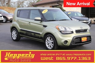 Used 2012 Kia Soul + (A6) Hatchback in Maryville, TN