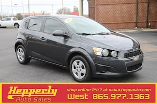 Used 2016 Chevrolet Sonic LS Auto Hatchback in Maryville, TN