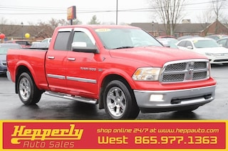 Used 2011 Ram 1500 Laramie Truck Quad Cab near Knoxville, TN