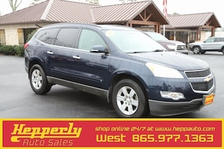 Used 2010 Chevrolet Traverse LT w/2LT SUV in Maryville, TN