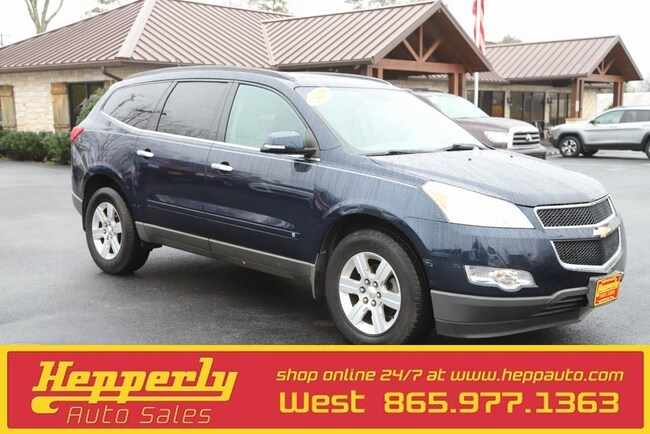 Used 2010 Chevrolet Traverse LT w/2LT SUV For Sale Maryville TN
