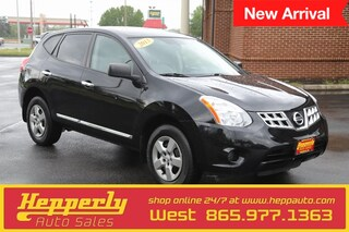 Used 2013 Nissan Rogue S SUV near Knoxville, TN