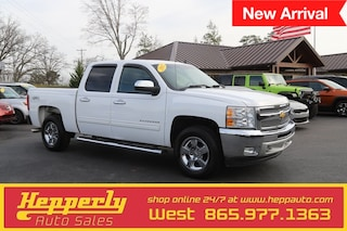Used 2012 Chevrolet Silverado 1500 LT Truck Crew Cab in Maryville, TN