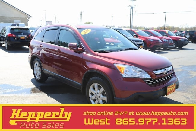 Used 2007 Honda CR-V EX-L SUV For Sale Maryville TN