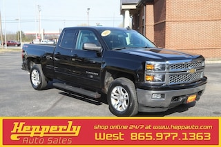 Used 2015 Chevrolet Silverado 1500 LT Truck Double Cab in Maryville, TN