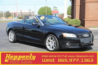 Used 2011 Audi A5 2.0T Premium Cabriolet in Maryville, TN
