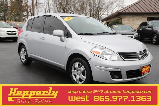 Used 2010 Nissan Versa 1.8S Hatchback For Sale Maryville TN