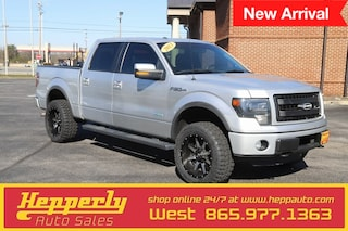 Used 2013 Ford F-150 Truck SuperCrew Cab near Knoxville, TN