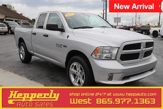 Used 2017 Ram 1500 Tradesman/Express Truck Quad Cab near Knoxville, TN