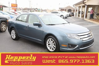 Used 2012 Ford Fusion SEL Sedan in Maryville, TN
