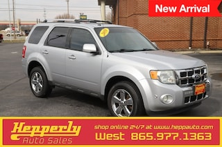 Used 2010 Ford Escape Limited SUV in Maryville, TN