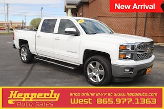 Used 2015 Chevrolet Silverado 1500 LT Truck Crew Cab near Knoxville, TN