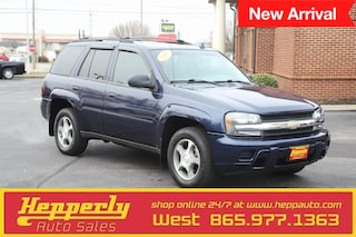 Used 2007 Chevrolet TrailBlazer SUV in Maryville, TN