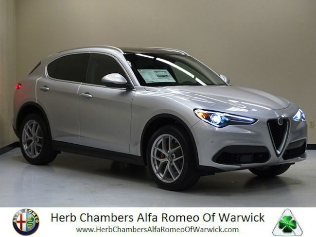 New 2019 Alfa Romeo Stelvio For Sale At Herb Chambers Alfa Romeo Of