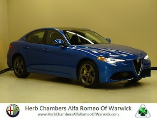 New 2019 Alfa Romeo Giulia SPORT AWD Sedan in Boston, MA