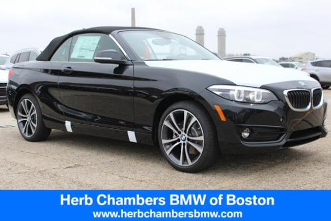 New 2019 BMW 230i xDrive Convertible in Boston