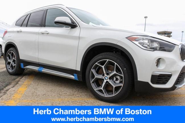 New 2018 BMW X1 xDrive28i SAV in Boston