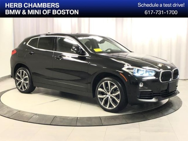 used 2018 bmw x2 xdrive28i for sale at herb chambers honda of