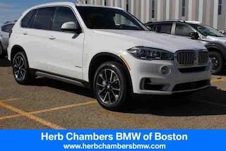 New 2018 BMW X5 xDrive50i SAV Sudbury, MA