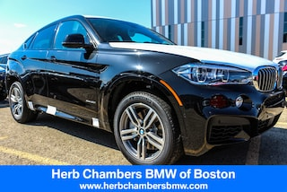 New 2019 BMW X6 xDrive50i SAV in Boston, MA
