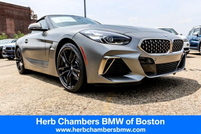 New 2020 BMW Z4 M40i Convertible in Boston