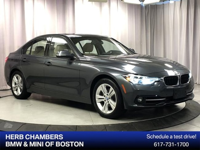 2016 BMW 328i xDrive AWD Sedan