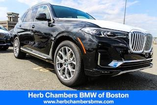 New 2019 BMW X7 xDrive40i SUV in Boston, MA