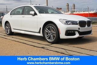 New 2019 BMW 740e xDrive iPerformance Sedan in Boston, MA