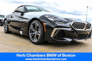 New 2020 BMW Z4 M40i Convertible in Boston, MA