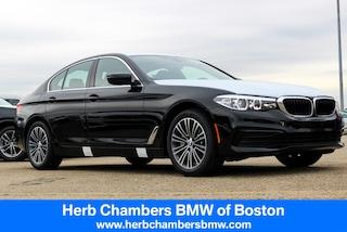 New 2019 BMW 530i xDrive Sedan in Boston, MA