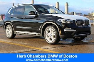 New 2019 BMW X3 xDrive30i SAV in Boston, MA