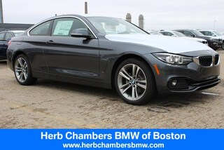 New 2019 BMW 430i xDrive Coupe in Boston, MA