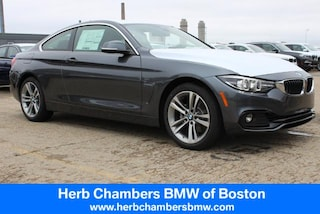 New 2019 BMW 430i xDrive Coupe Sudbury, MA
