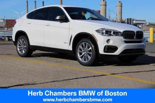 New 2019 BMW X6 xDrive35i SAV in Boston