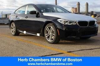 New 2019 BMW 640i xDrive Gran Turismo in Boston, MA
