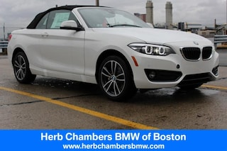 New 2019 BMW 230i xDrive Convertible in Boston, MA