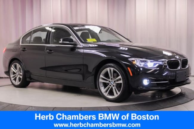 2018 BMW 330i xDrive AWD Sedan