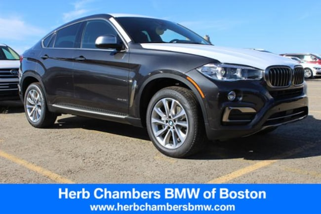 New 2019 BMW X6 xDrive35i SAV in Boston