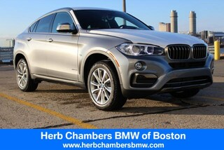 New 2019 BMW X6 xDrive35i SAV in Boston, MA