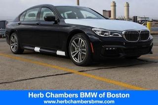 New 2019 BMW 750i xDrive Sedan in Boston, MA