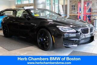 New 2018 BMW M6 Convertible Sudbury, MA